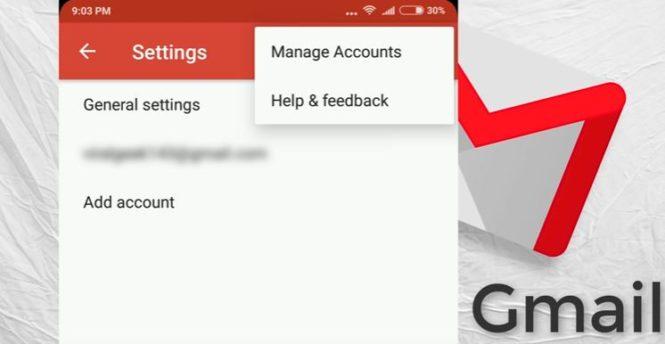 Cara Logout Gmail di Android dan iPhone