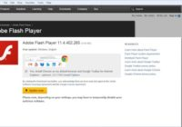 Cara Mengaktifkan Adobe Flash Player