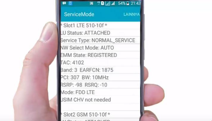 Cara Mengunci Sinyal 4G di HP Android