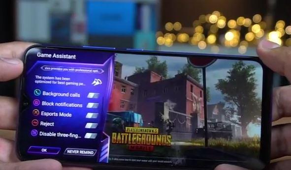 Cara Mengambil Screenshot di HP Vivo U20