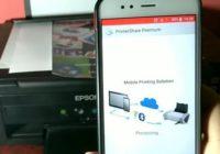 Cara Print dari HP Android ke Printer Semua Merk